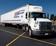 US Special Delivery Freight Shipping Trucking Companies Solutions